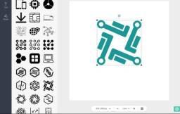 Crio logotipos para seu canal ou empresa