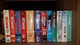 Coleção de DVDs Grey's Anatomy temporadas 1 - 13 (exceto a 11)