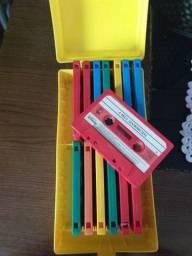 Fitas cassette coleção infantil