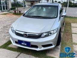 Honda Civic LXS 1.8 Flex Manual 2013 - IPVA 2021 Pago!