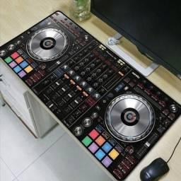 Mouse Pad Gamer Extra Grande, maior q gigante DJ 700mmx300mm