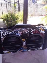 Caixa acústica Mondial