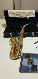 Título do anúncio: Saxofone Eagle 550