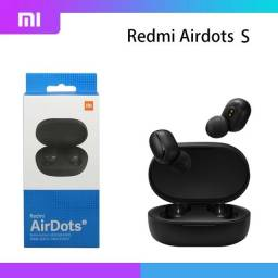 Fone de ouvido sem fio Bluetooth Airdots Original Xiaomi