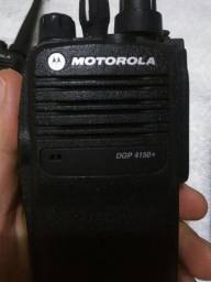 Rádio motorola portátil DGP 4150 VHF