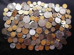 300 moedas para coleção