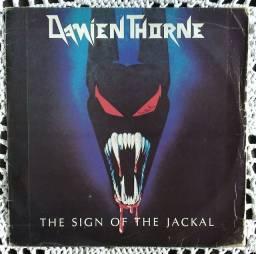 Lp Damien Thorne Sigh Of The Jackal 1987