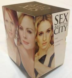 Box Sex And The City 1,2,3,4,5,6 Temporadas Completas