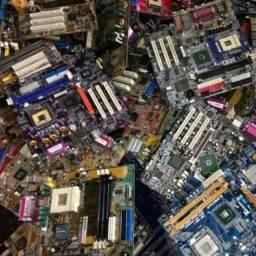 C.O.M.P.R.O Sucata Eletrônica Placas em Geral