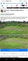 Terreno no ramal da castanheira