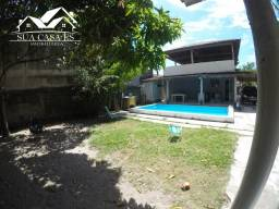 MG. Casa com Piscina 04 quartos R. Santa Rita -B. Das Laranjeiras - Jacaraipe