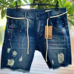 Bermuda Jeans Direto da Fábrica