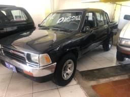 Hilux 94 raridade diesel