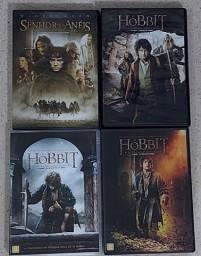 DVD'S/ SENHOR DOS ANÉIS C/DVD'S