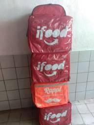 Motoboy bags com isopor 45 litros