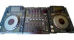 Kit CDJ 2000 Nexus / DJM900 Nexus