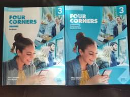 Livro de inglês Tour Corners 3