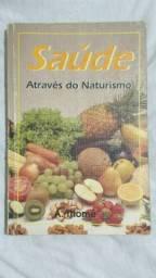 Livro Saúde através do naturismo