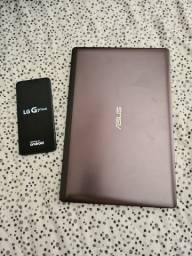 LG G7 Think Notebook Touch Asus