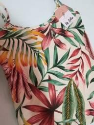 Título do anúncio: Blusa florida nova