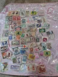 Selos de carta antigos