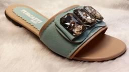 Título do anúncio: kits 12 pares de rasteirinhas sandalia atacado revenda e sacoleiras