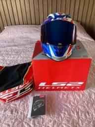 Vendo capacete LS2 Arrow Tam 56