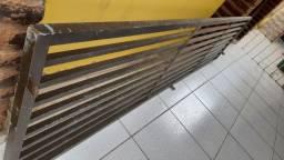 Título do anúncio: Grade de ferro 2,75x0,65