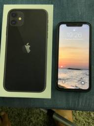 IPHONE 11 (XI) 64 GB Preto