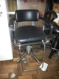 Cadeira cabeleireiro profissional