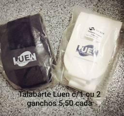 Talabarte c/ 1 ou 2 Ganchos Luen