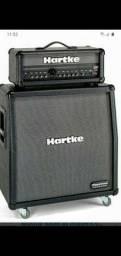 Hartke Amp +caixa 4x8
