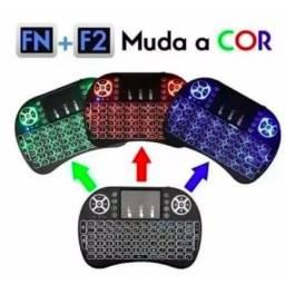 Título do anúncio: Mini teclado tv box