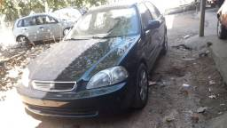 Honda Civic EX 98 1.6 completo  câmbio manual