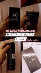 Título do anúncio: Moto g8 plus