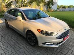 Ford Fusion Titanium 2.0 EcoBoost AWD 2017 Blindado