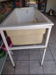 Banheira pet shop