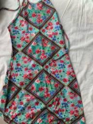 Título do anúncio: vestido estampado dress to