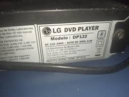 DVD player LG