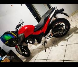 Vendo CB Twister 250 2016