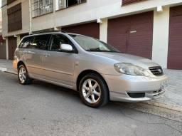 Toyota Filder 1.8 Gasolina - unico dono