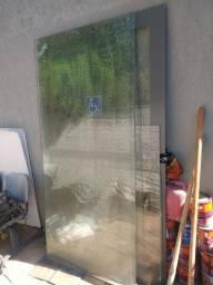 Vidros de porta blindex 10mm