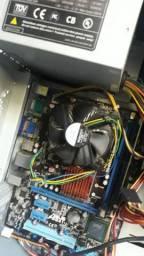 Cpu ddr2 com processador 3.20ghz