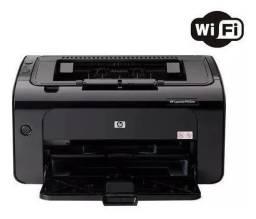 Impressora Hp LaserJet Pro P1102W - Wi-Fi Sem Fio