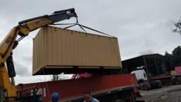 Título do anúncio: Container padrão 6 e 12 metros