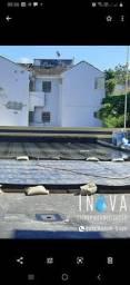 Impermeabilização com manta asfáltica 4mm colada no maçarico