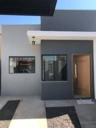 Casa a venda em Três Lagoas- Ms, bairro Nova Três Lagoas 2 dorm sendo 1 suite