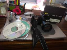 Título do anúncio: Camera digital nilkon