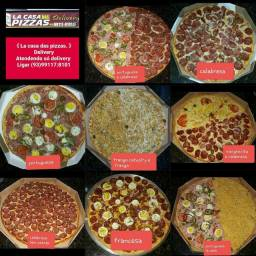 La casa das pizzas Delivery.