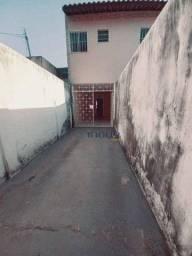 Casa com 3 dormitórios para alugar, 110 m² por R$ 1.500,00 - Maraponga - Fortaleza/CE